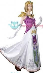 Zelda Costumes Halloween Female Zelda Link Gerudo Cosplay Costume