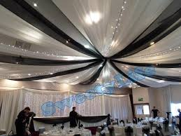ceiling draping for weddings wedding 12 pieces ceiling drape canopy drapery for decoration