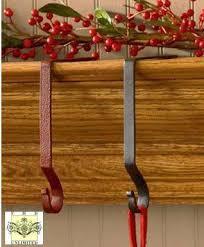 holders simple bar hangers mantle hooks