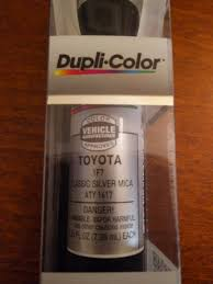 lexus touch up paint 1g0 toyota lexus 1f7 classic silver mica dupli color all in 1 scratch