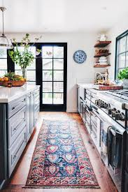 kitchen boho and white kitchen cabinets boho painted island boho