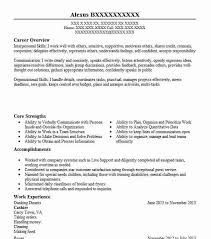 4 business resume exles in mineral va livecareer