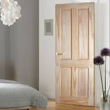 4 panel doors interior 4 panel clear pine door pine panel doors