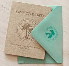 creative save the dates save the dates etiquette for destination weddings