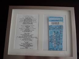 best 25 concert ticket gift ideas on pinterest concert tickets