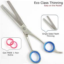 thinning scissors pet scissors once sided teeth shears