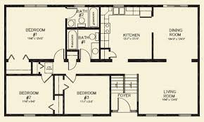 3 bedroom 3 bath house plans 3 bedroom 2 bath house plans attractive inspiration ideas 3