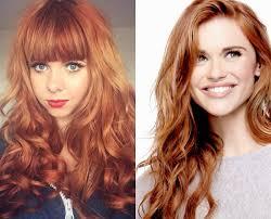 auburn copper hair color light auburn hair colors for cold winter time hairdrome com