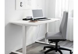 Ikea Sit Stand Desk New Ikea Sit Stand Desk Regarding Skarsta Household Prepare Best