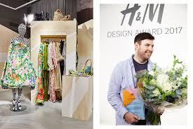 hm design richard quinn wins the h m design award 2017 h m fi