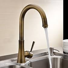 brass kitchen faucet discount antique brass kitchen faucet bronze finishwater tap with