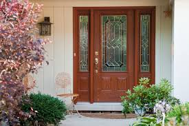 Exterior Door Sale Fiberglass Entry Door Sidelights Exterior Doors With Glass Front