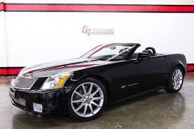cadillac xlr hardtop convertible purchase used 2007 cadillac xlr v supercharged roadster 50k