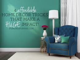 best place for cheap home decor 4 affordable home decor tricks that make a huge impact fun cheap
