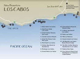 san jose cabo map hotels what to about the new and improved los cabos travelage west