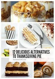 12 delicious dessert alternatives to thanksgiving pie tauni co
