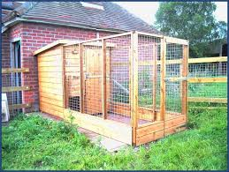 ideas for outdoor dog kennels