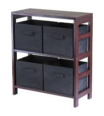 Bookshelves For Sale Cheap Amazon Com Winsome Wood Shelf Espresso Kitchen U0026 Dining