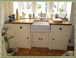 free standing kitchen sink cabinet free standing kitchen cabinets you ll in 2021 visualhunt