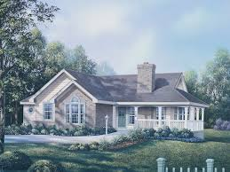 ranch house plans with porch showing one story ranch house plans wrap around porch house