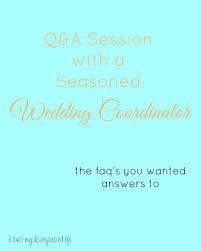 how to be a wedding coordinator best 25 wedding coordinator checklist ideas on