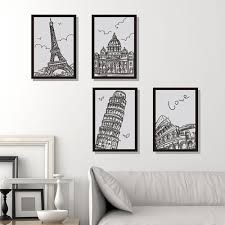 Design Wall Stickers Popular Architectural Wall Decals Buy Cheap Architectural Wall