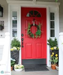 decorate front porch front porch ideas for spring today s creative life