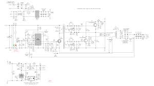 Household Electrical Circuit Diagrams Schematic Diagram For Power Supply Wiring Diagram Components