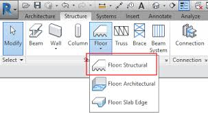 creating structural floors with a metal deck profile in revit