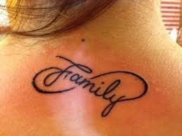 collection of 25 color shade infinity symbol family