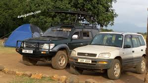 land rover safari roof 4x4 car rental in kampala uganda self drive car hire 4x4uganda com