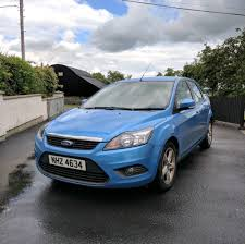 2009 ford focus mot u0027d to may 2018 30 annual road tax 1 6l