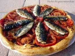 cuisiner des filets de sardines fraiches tarte aux tomates et aux filet de sardines fraîches recette