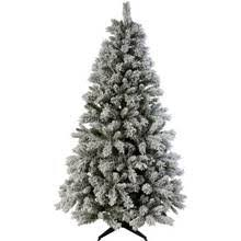 buy collection 6ft snowy half tree at argos co uk your