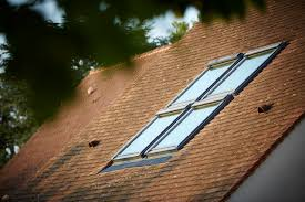 four velux windows used to make a lovely combination this can be