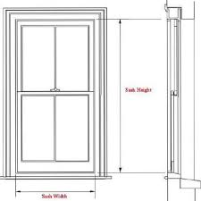 window measurements measuring your window