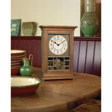 Mantle Clock Kits Bulova Mantel Clock B1654