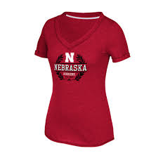 Cute Halloween Maternity Shirts Nebraska Red Zone Officially The Cutest Huskers Womens Tops