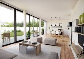 Windows To The Floor Ideas Living With Floor To Ceiling Windows Interior Design Ideas