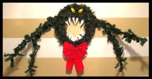 Nightmare Before Christmas Decorations Diy Diy Nightmare Before Christmas Wreath Pictures Photos And Images