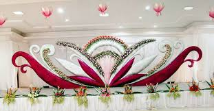 marriage decoration events