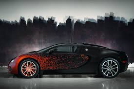bugatti justin bieber bugatti veyron grand sport bernar venet edition photos refined guy
