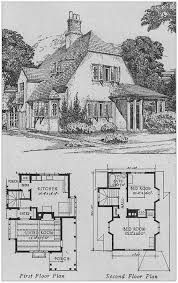 1920s english cottage house plans u2013 readvillage