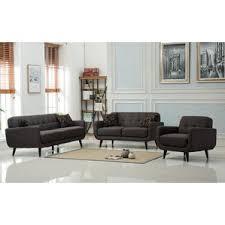 livingroom set modern living room sets allmodern
