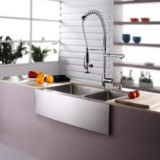 Kitchen Faucet With Sprayer And Soap Dispenser Sinks Pull Down Sprayer Kitchen Faucet And Soap Dispenser