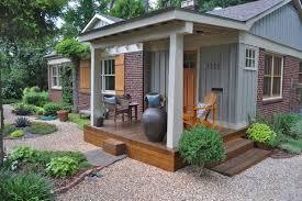 Pea Gravel Front Yard - patio landscape design u2013 cost effective pea gravel patio ideas