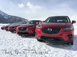 mazda car line mazda i active all wheel drive a snow and ice driving solution