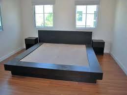 Make Your Own Platform Bed Frame Build Your Own Platform Bed Frame Ghanko