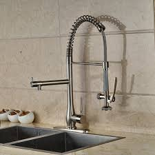 votamuta commercial style single handle pull down kitchen sink