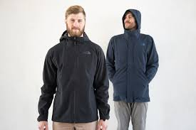 review the north face u0027first fully waterproof softshell rain jacket u0027